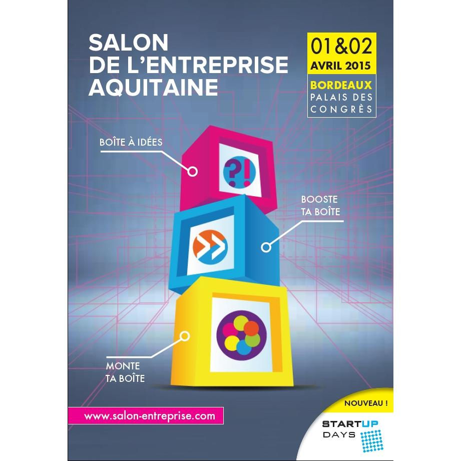 Biocoop au salon de l 39 entreprise aquitaine l 39 isle jourdain for Salon creation entreprise